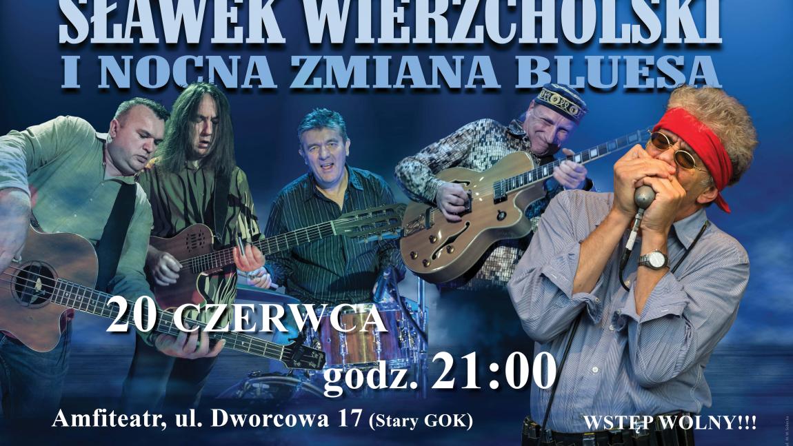 Blues zagości w Gniewkowie !!!