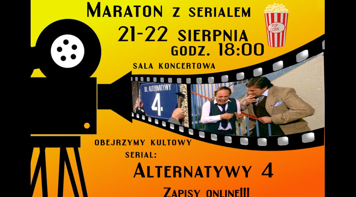 Maraton Filmowy - Alternatywy 4