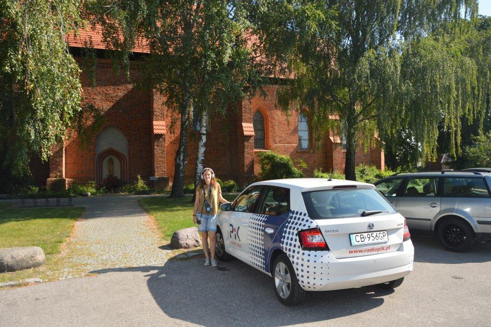 Radio PiK na tropie legend w Gniewkowie