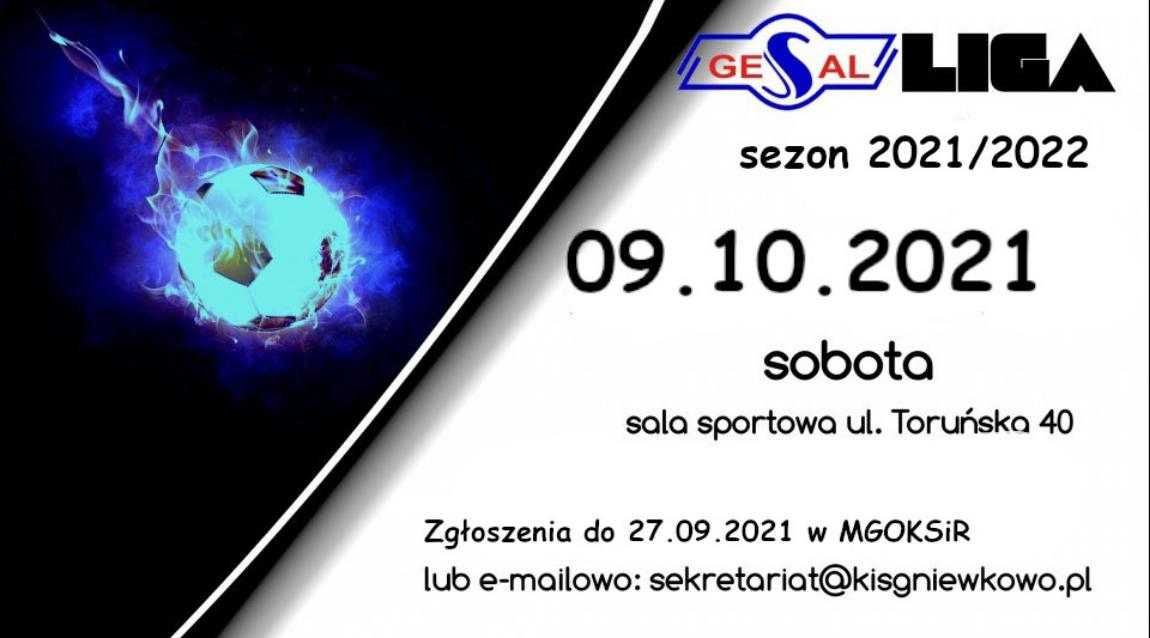 Gesal liga - sezon 2021/22