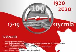 100 lat Niepodległości Gniewkowa